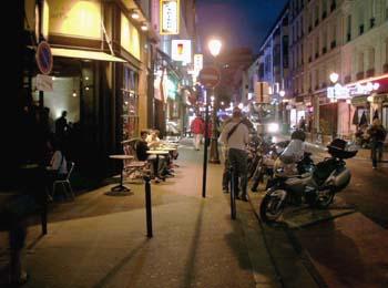 Montparnasse, August 2005