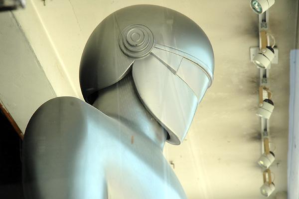 Gort, Klaatu's robot ...