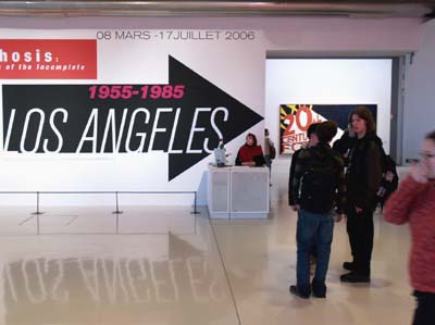 """""""Los Angeles 1955-1985"""" at the Pompidou Center"""