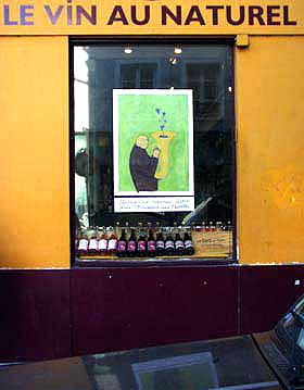 Beaujolais Poster, Paris 2005