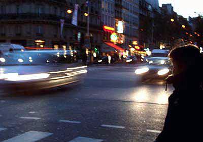 Saint Germain, November 20, 2005