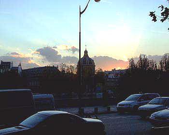Paris Sunset - 20 Nov 2005