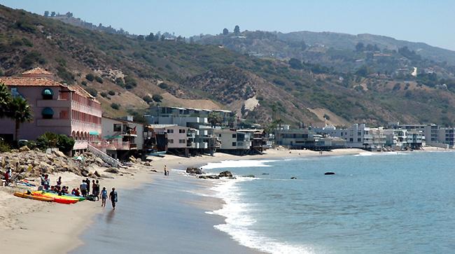 Malibu - July 2005