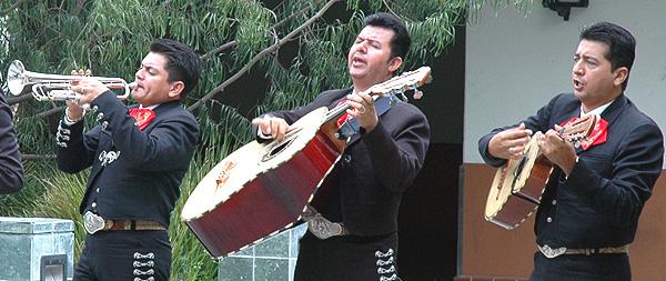 A Mariachi Band