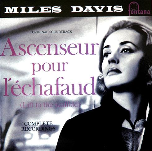 Ascenseur pour l'échafaud (album cover)