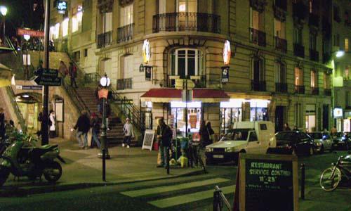 Montmartre, Paris - February 2006