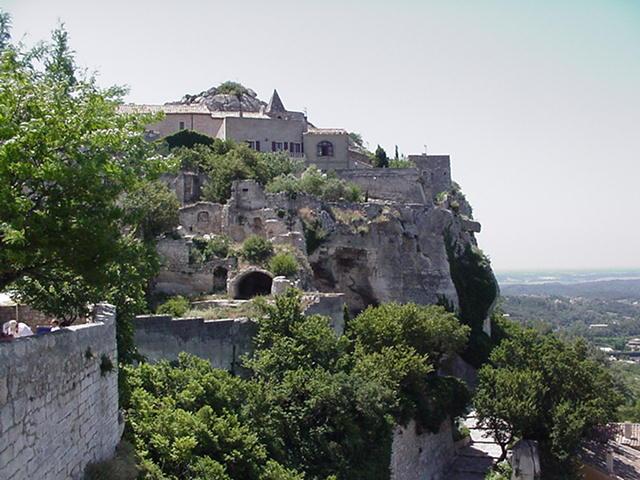 Les Baux en Provence