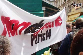 Paris NO vote (with cow)