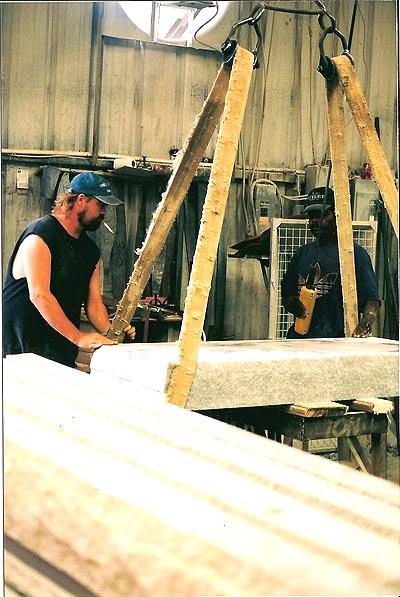 Phillip Raines - Making Tombstones