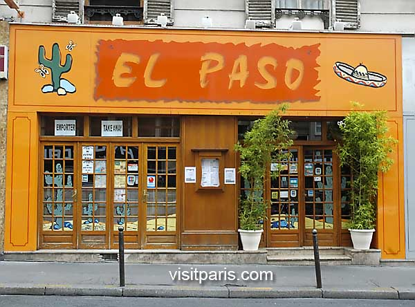 Tex-Mex in Paris
