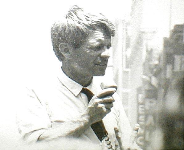 Robert Kennedy - Los Angeles 1968.