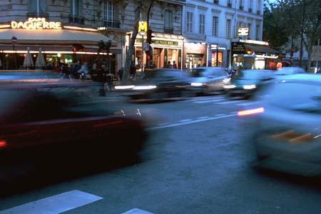 Paris, Friday, November 11, 2005
