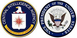 Presidential and CIA Official Seals
