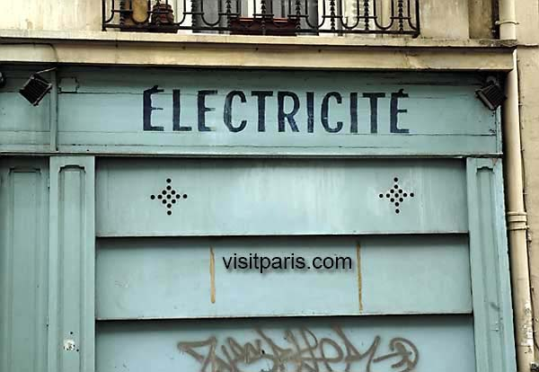 Paris, August 2005