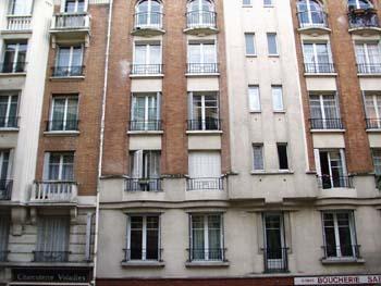 Paris Slums - Autumn 2005