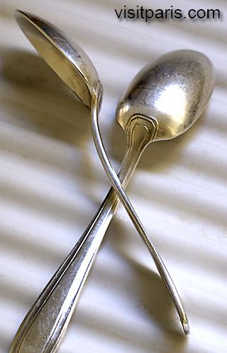 Spoons, Paris, France, November 2005