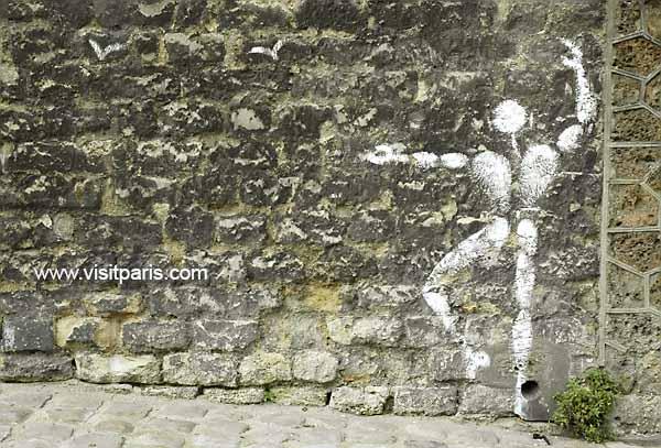 Paris Street Stencil ...