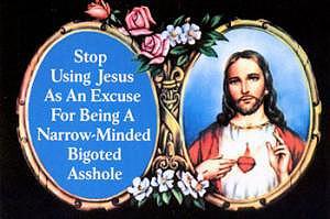 JESUS - Stop Using Me