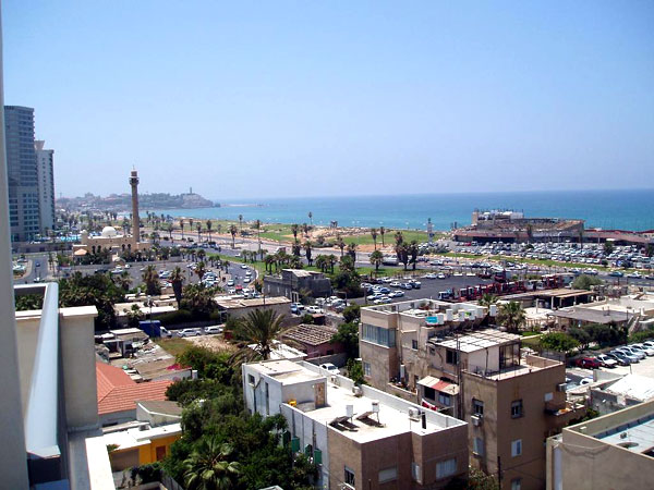 South Tel-Aviv, May 31, 2006