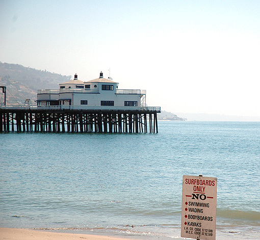 Malibu Call to the Wall, July 2005