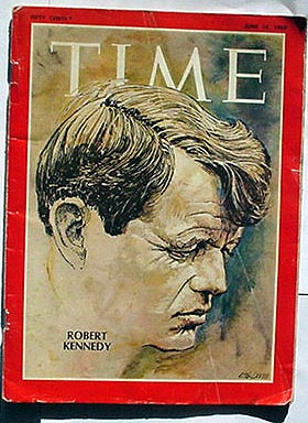 June 14, 1968 issue of Time magazine