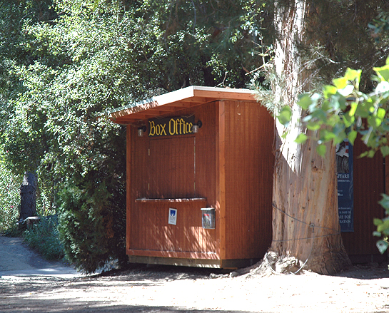 Topanga Canyon - Tuesday, October 4, 2005
