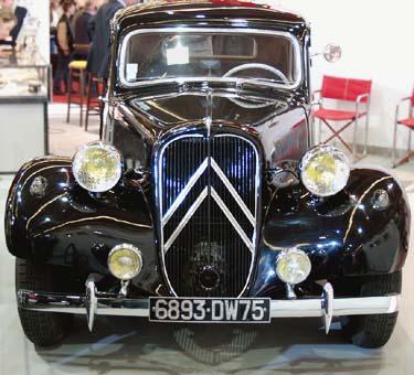 Paris Rétromobile 2006