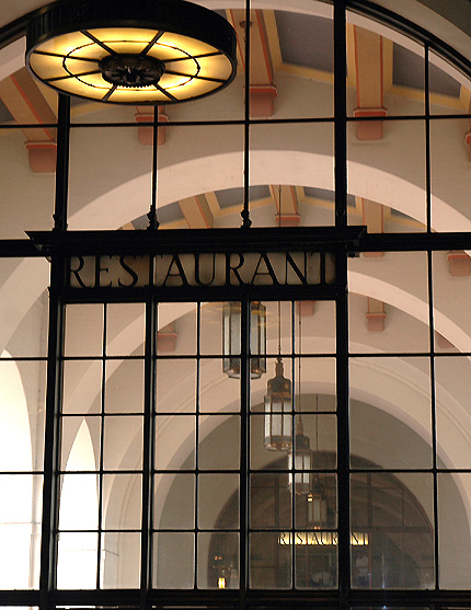 Union Station, Los Angeles - Restaurant