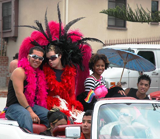 2005 West Hollywood Gay Pride Parade
